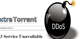 Extratorrent down; hackers launch a massive DDoS attack against popular torrent website