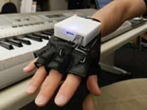picture of musical gloves