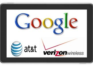 Google Vs Verizon and AT&T, Google To Provide Wireless Network