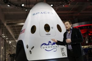 Elon Musk SpaceX to make internet easier
