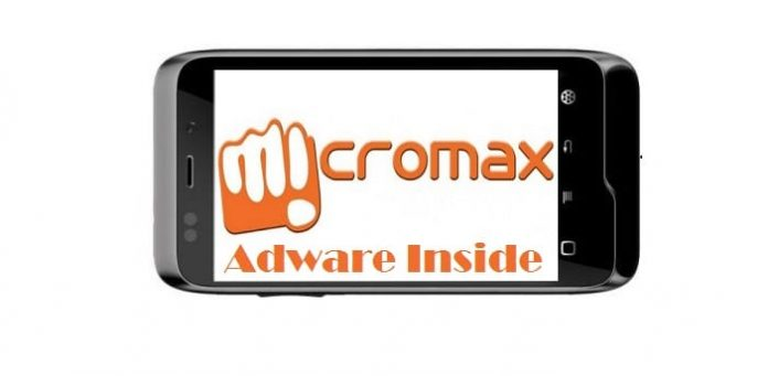 Micromax Remotely Installing Adware on all its Smartphones