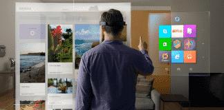 Microsoft HoloLens brings 3D world into reality