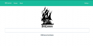BitCannon, Download Torrents website to use offline