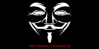 Anonymous announce #OpCharlieHebdo against terrorists
