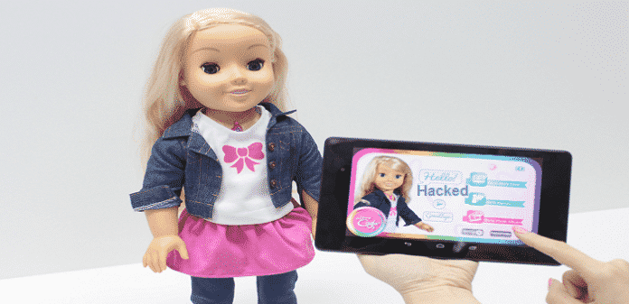 Vivid Toy's 'Cayla' Talking Doll vulnerable to hacking says security researcher