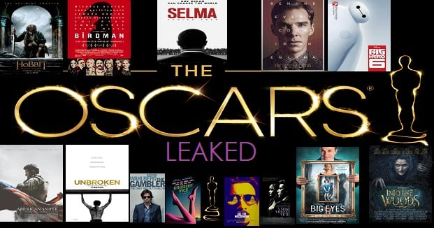 Thirteen Oscar Movies lekaed, DVD 'Screeners' Versions Hit Torrent Websites