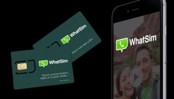 WhatSim The card that Lets You Use WhatsApp for Free While Roaming Worldwide
