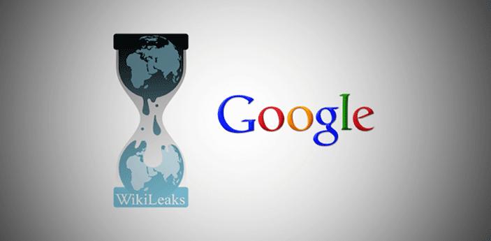 Google Wikileaks