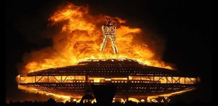 Hackers successfully hacked Burning Man's ticketing system to cut a 80000 queue