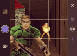 InstaDoom : Doom Modder Adds 37 Instagram Filters and Selfie Stick