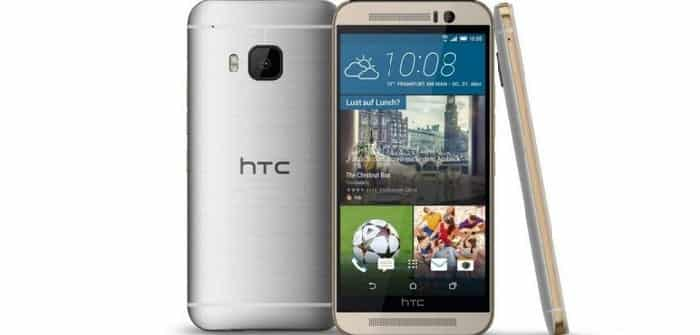 """HTC seems to have leaked out the pictures and specs of its flagship """"One M9"""""""