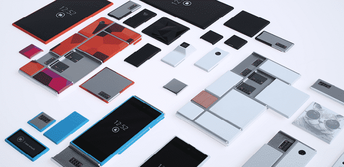 "Google's user customised smartphone, Spiral 2 under ""Project Ara"" will be unveiled at Mobile World Congress"