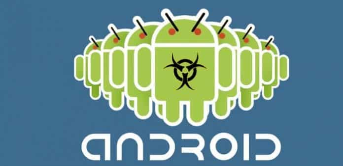 Android Malware hijacks the smartphone during the