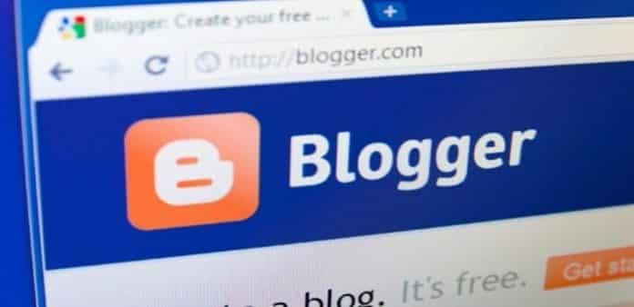 Google bans blogger blog containing explicit content