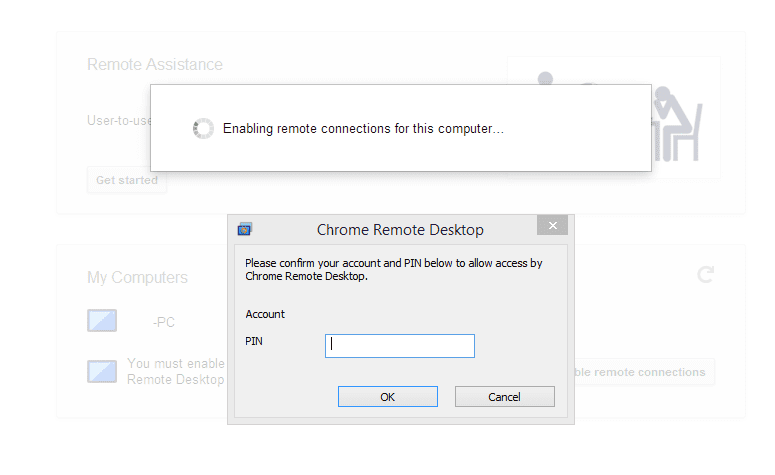 How to Connect to Any PC with Google Chrome Remote Desktop Tool from Anywhere in the World