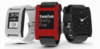 Chromeo; Pebble's first colour smartwatch to come this year