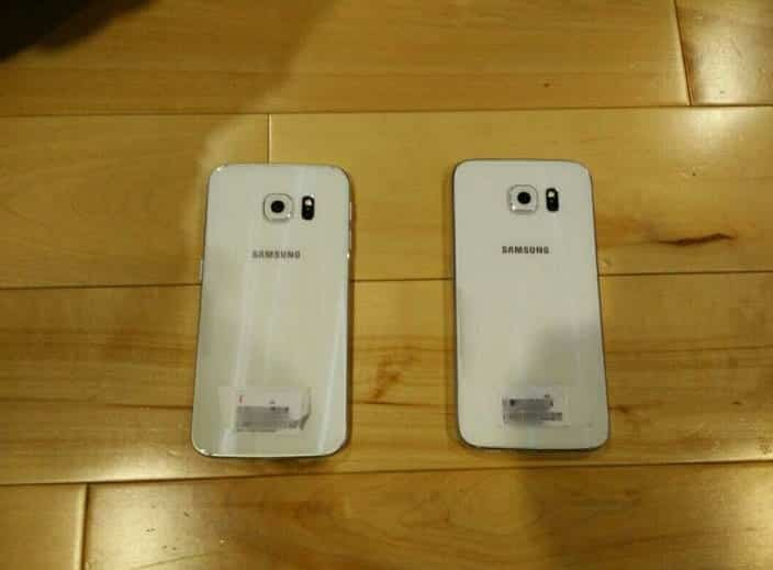 Samsung will unveil Galaxy S6 Edge and Galaxy S6 at MWC as per the alleged leaked images