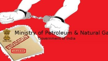 Classified Indian Government documents leaked to Private Companies, 5 Arrested