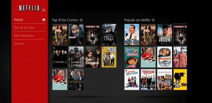A workaround for watching Netflix on Windows 10 Technical Preview version