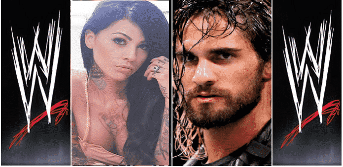 WWE Stars NSFW images leaked, Seth Rollins Zahra Schreiber Photo Scandal