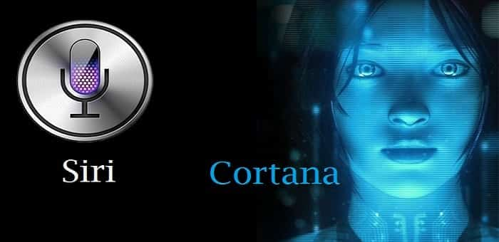 Siri/Cortana listening posts for Apple/Microsoft and their ...