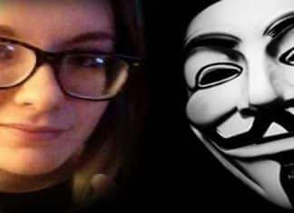 Anonymous take down Longview city website over police killing of 17 year old Kristiana Coignard