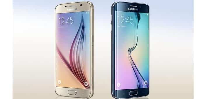 Galaxy S6 and Galaxy S6 Edge : Samsung's much awaited flagship smartphones finally unveiled at the MWC 2015.