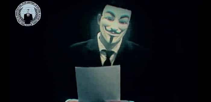 Anonymous allegedly promises Electronic Holocaust against Israel