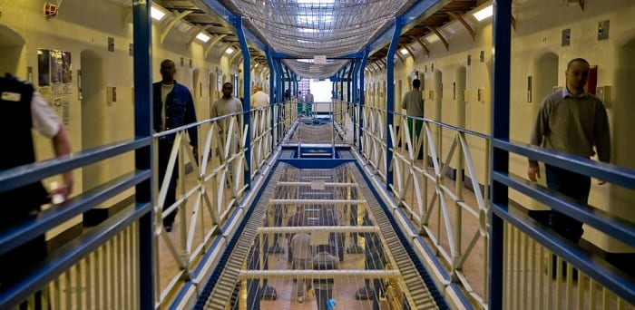 Prisoner fakes bail email to escape from the prison