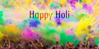 Happy Holi 2015, Top 10 Holi Quotes and Greetings