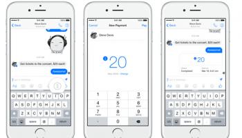 Sending or receiving money is now easier with Facebook messenger