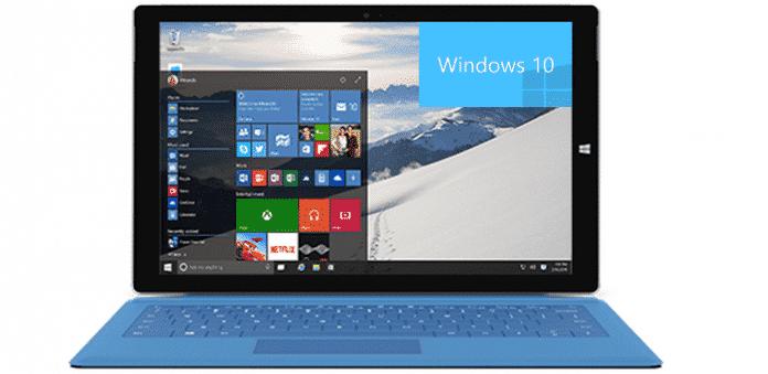 Microsoft releases build 10041 of Windows 10