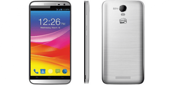 Canvas Juice 2 smartphone with latest Android 5.0 Lollipop OS has been launched in India by Micromax for a price of Rs 8999