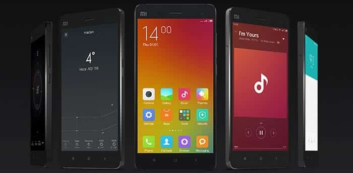 Xiaomi Mi 4 and Redmi Note 4G to be sold through The Mobile Store
