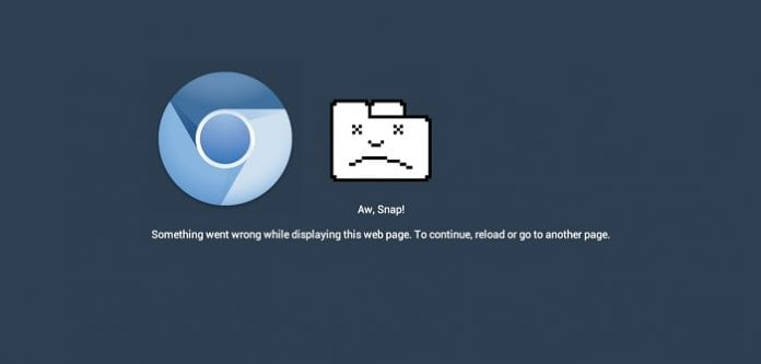 Chromium Hack : special 13 character can crash Chrome Browser Tab on a Mac PC