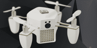 ZANO the world's most sophisticated and palm sized nano Drone available for pre-order for $169.95