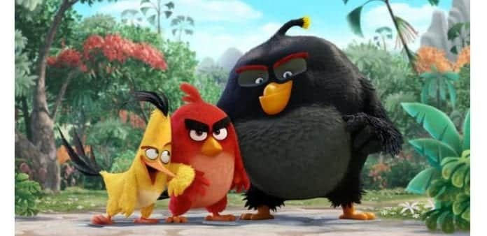 Angry Birds makersseems to be betting on its 3-D Animated Movie as the profits seem to be collapsing