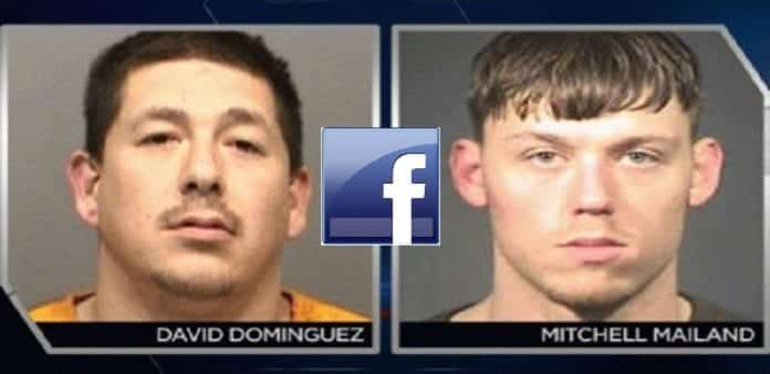 Facebook brawl gets dirty : Colorado men arrested in stabbing over Facebook post