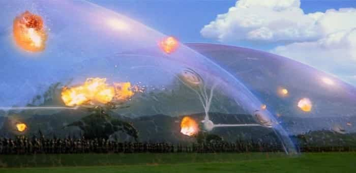Boeing granted patent for 'Star Wars' Force Fields like technology