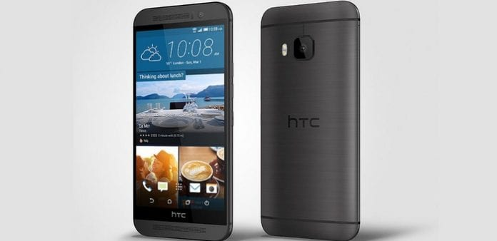 HTC reveals HTC One M9 design at MWC 2015, will come with new Sense UI