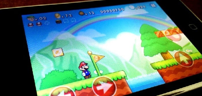 Nintendo would bring Mario and other Games to smartphones and tablets