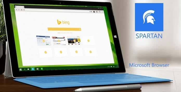 Microsoft's Spartan browser now available on Windows 10 build 10049