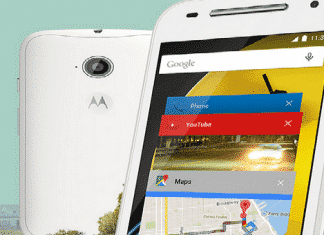 Moto E 2nd Gen to be available to Indians for Rs.6999.00 ($115) from March 10