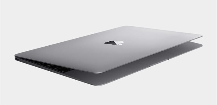 Apple announces it new thinnest MacBook with 12 inch Retina display in an event held for releasing its new Watch