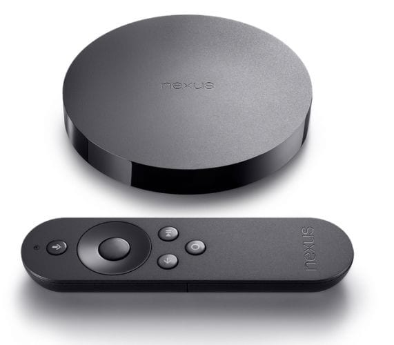Google's Nexus Player will hit UK from March 26th 2015 for a price of £80 ($120)