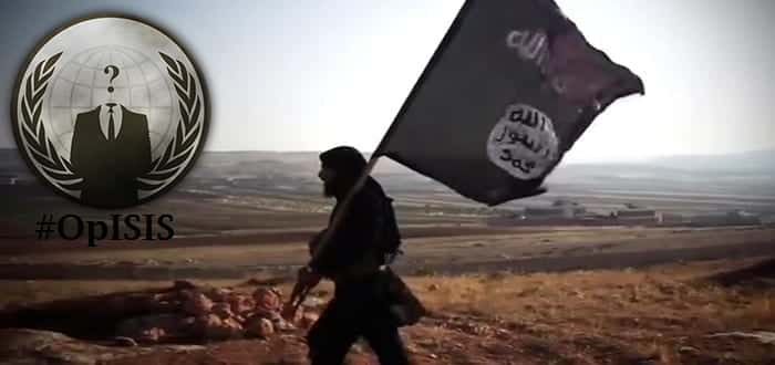 OpISIS : Anonymous release 26,000 Twitter handles of ISIS and supports