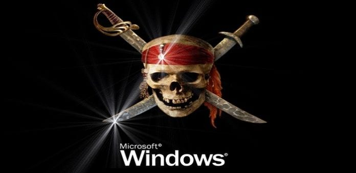 Microsoft announced a free upgrade of Windows 10 to all pirated Windows users