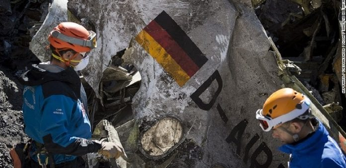 Germanwings Flight 9525 crashed by hackers claims aviation expert