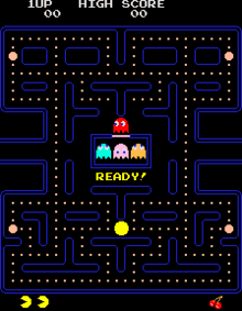 pac man- interesting video game facts and fun trivia