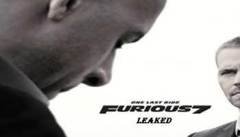 Fast and Furious 7 DVD version allegedly leaked by Anoymous